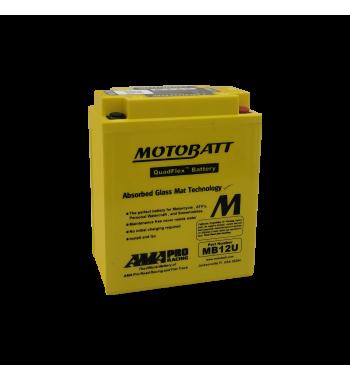 BATERIA DE MOTO MOTOBATT MB12U
